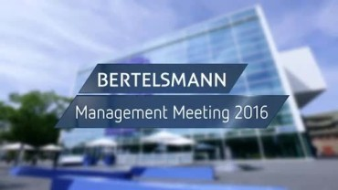 Die Highlights des Bertelsmann Management Meeting im Video