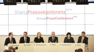 Video: Highlights der Bilanzpressekonferenz 2015