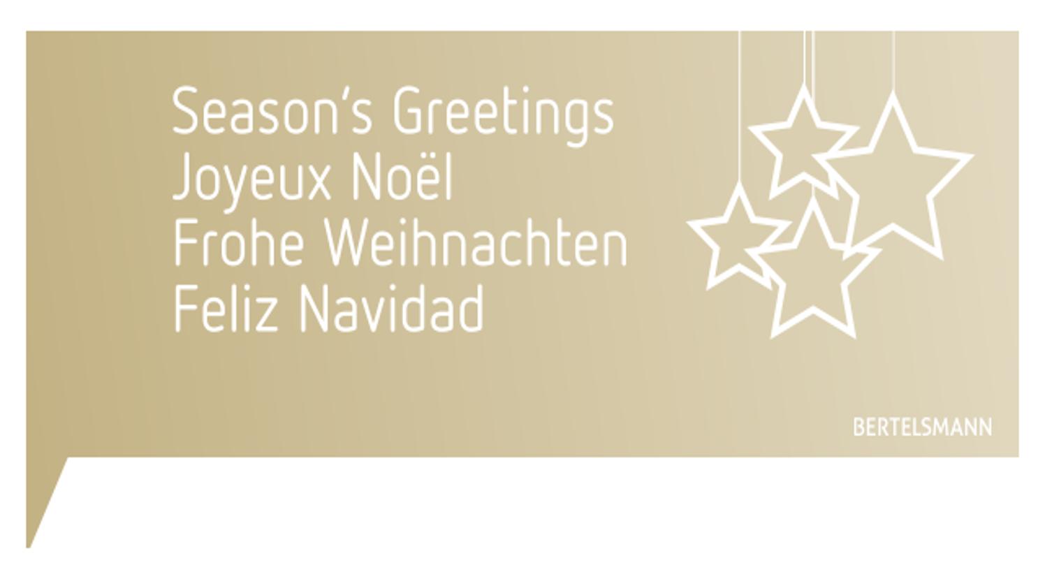 Wir Wünschen Ihnen Frohe Weihnachten Und Ein Glückliches Neues Jahr.Frohe Weihnachten Und Ein Glückliches Neues Jahr Bertelsmann Se