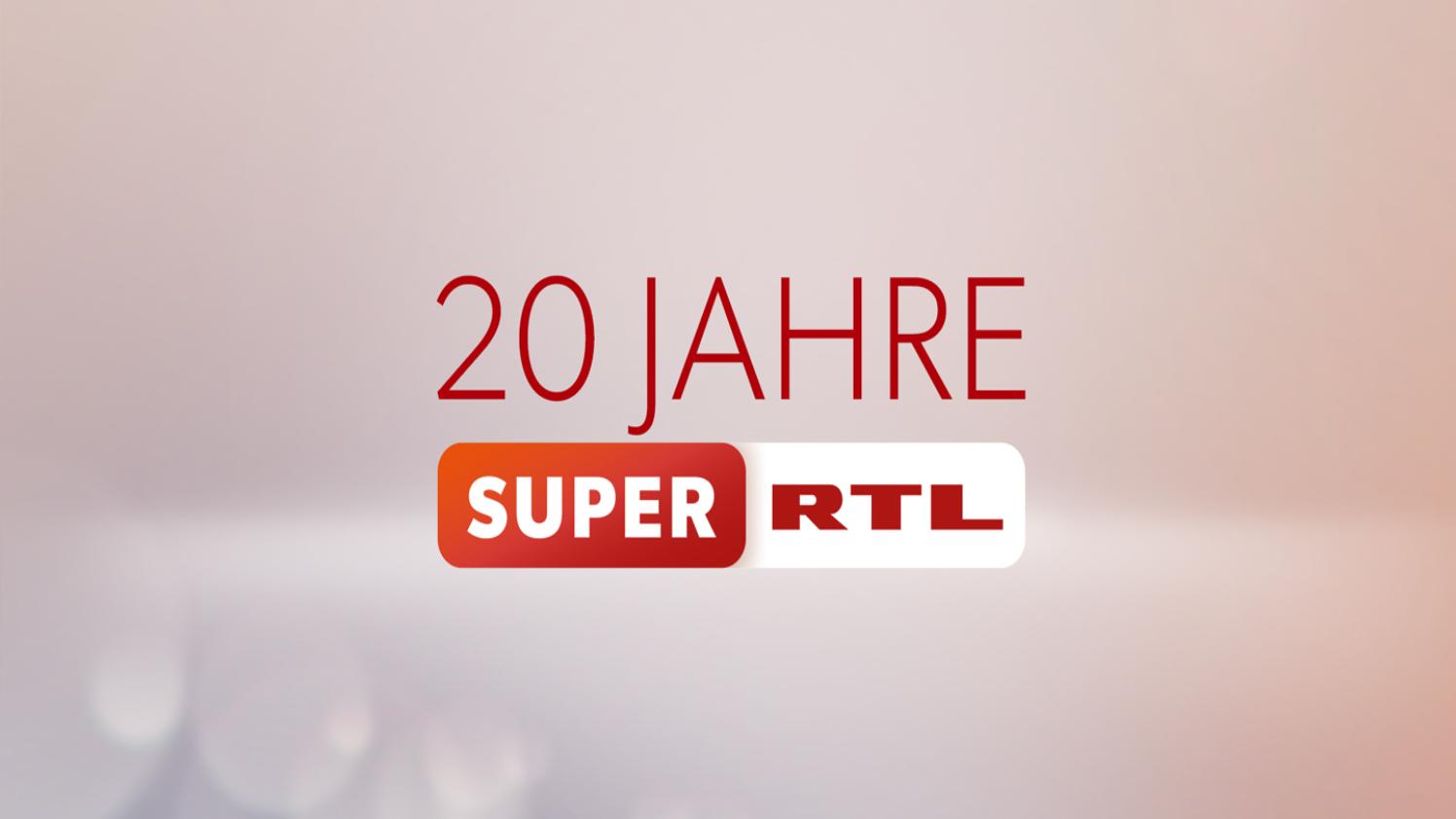 Super Rtl Feiert 20 Geburtstag Bertelsmann Se Co Kgaa