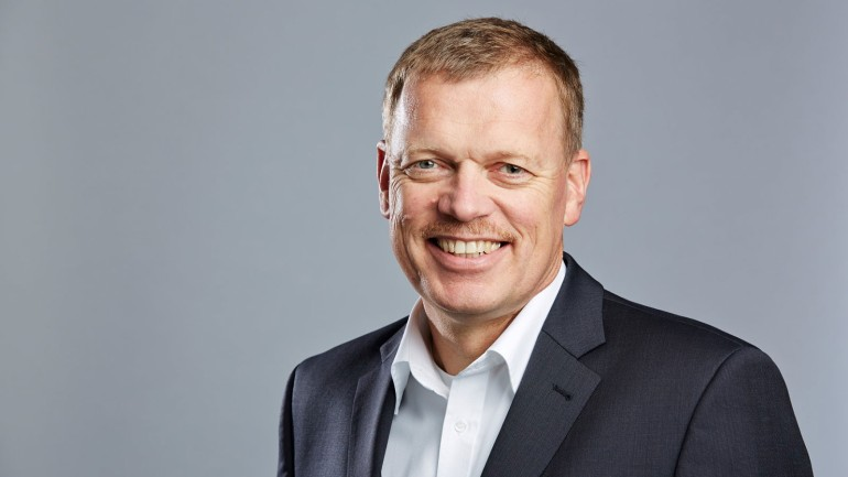 Andreas Krohn, Chief Executive Officer von Arvato CRM Solutions