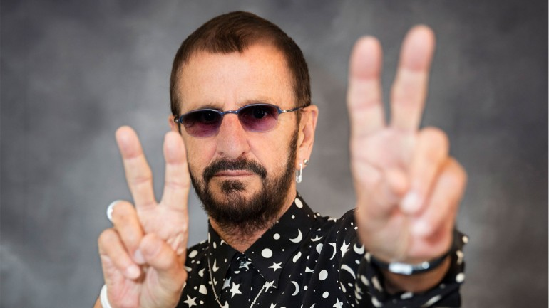 Sir Ringo Starr © Scott Robert Ritchie
