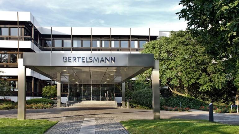corporate center g tersloh deutschland bertelsmann se co kgaa. Black Bedroom Furniture Sets. Home Design Ideas